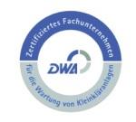Als DWA - zertifiziertes Fachunternehmen für die Wartung von Kleinkläranlagen stehen wir Ihnen bei Ihrem Vorhaben kompetent zur Seite. Da keine Bindung an einen bestimmten Hersteller besteht, erhalten